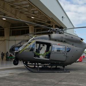 Hawaii Army National Guard dedicates new Lakotas