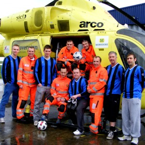 YAA paramedics to take on Guinness World  Record challenge