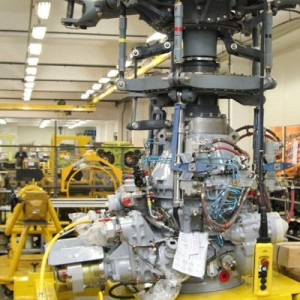 Helibras assembles the first EC725 gearbox in Brazil