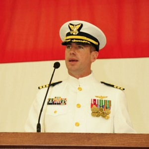 CGAS New Orleans change-of-command
