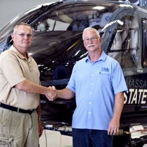 Metro Aviation delivers second EC135T2+ to Massachusetts State Police