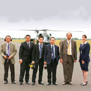 Brunei marks milestones in S70i fleet acquisition