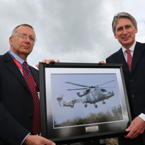 AgustaWestland AW159 Wildcat delivered to UK military