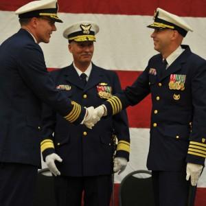 CGAS Kodiak Change of Command