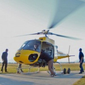 Kershaw Aviation receive first AS350B3e in New Zealand