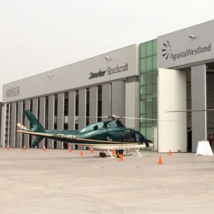 Aviasur opens new AW Service Centre in Santiago, Chile