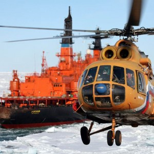 Russian Helicopters attends marine technology event