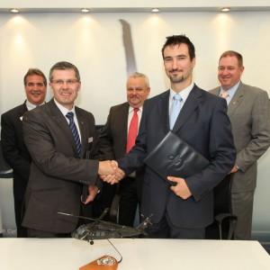 Aero Vodochody signs contract to produce 50 S70i cockpits
