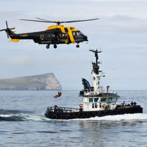 Lerwick Harbour pilot boats are key in Bond's Jigsaw operations