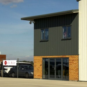 UK – Heli Air launches latest base at Gloucestershire Airport