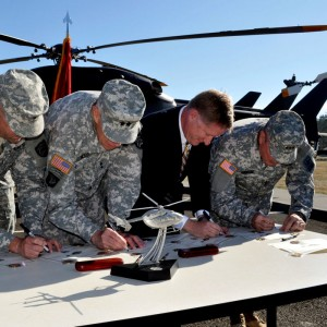 Oregon Army National Guard receives first of four UH-72A