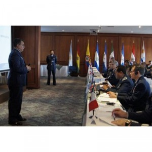 Colombian Air Force closes first workshop on aviation drug interdiction