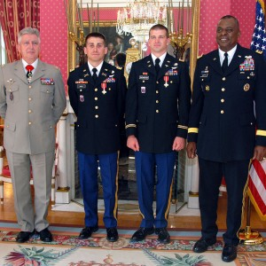 10th CAB Kiowa pilots receive awards from France