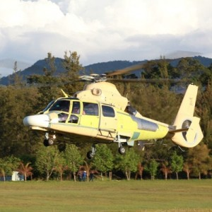 First Brazilian Army Panther K2 starts flight tests
