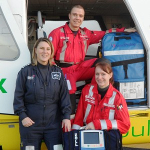 World class cardiac care for Essex & Herts Air Ambulance