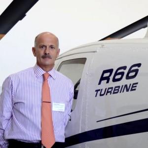 Mornington Sanford Aviation gain R66 Factory Maintenance Training Approval