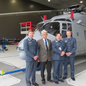 Second NH90 NFH delivered to Norway