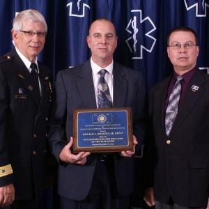 STAT MedEvac's Don Holsten recognized