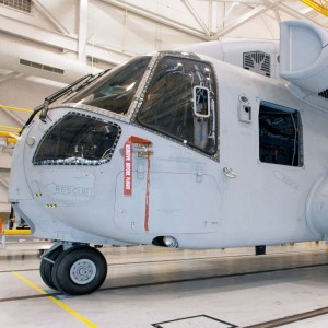 Spirit AeroSystems wins $60M contract for OpEval CH-53K work