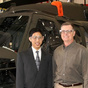 Indiana student wins Sikorsky Helicopter 2050 Challenge