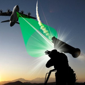 Cassidian electro-optics protects against laser-guided weapons