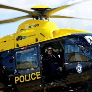 West Midlands Police helicopter catches more than 500 suspects in a year