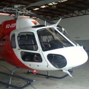 Nigeria – OAS Helicopters add AS355N