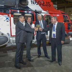 Vector Aerospace – the newest AS332 service centre