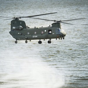 Goodrich awarded $48M contract for CH-47 fuel controls