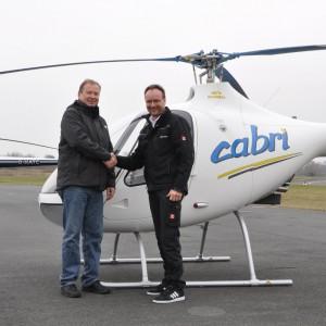 Germany – Aeroheli International adds a Cabri