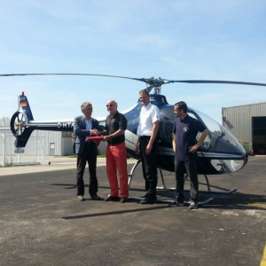 Germany – Hanseatic Helicopter Service adds a Cabri