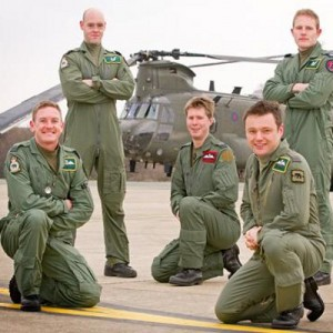 RAF confirms Chinook Display Team for 2013