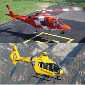 Swiss air ambulances at war – Rega v TCS