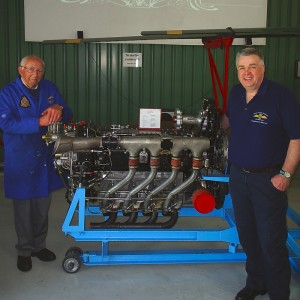 UK – Museum completes restoration of 1950s helicopter engine