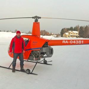 Ananov breaks 52-year-old rotorcraft world records