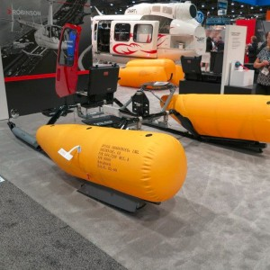 Rotorcorp to accept advance orders for R66 floats