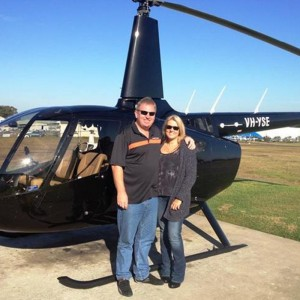 Heliflite delivers first R66 to Western Australia