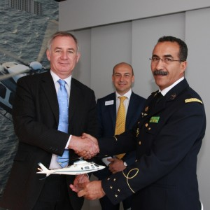 Mauritanian Air Force Orders Two AW109 Powers