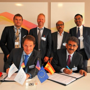 Eurocopter and Ramco partner for cloud-based helicopter maintenance software