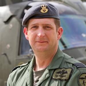 UK – MBE for AW101 Merlin pilot