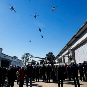 Royal Australian Navy commissions 808 Sqn and NH90