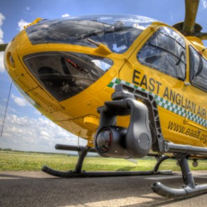 Trakkabeam A800 searchlight chosen for first UK night EMS operations