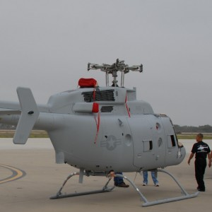 First upgraded MQ-8C Fire Scout delivered to US Navy