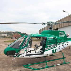 Brazil – UniAir takes delivery of EMS AS350B3e