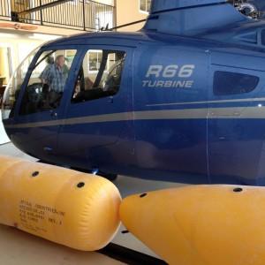 Dart R66 floats pass crucial test