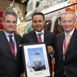 Gulf Helicopters' AW139 fleet passes 40,000 hour milestone