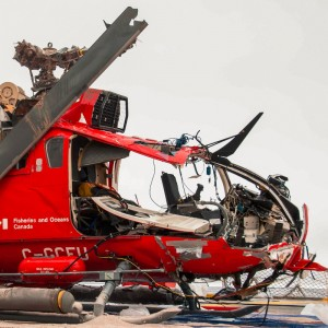 Lack of visual clues was key contributor to Canadian Bo105 accident