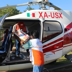 Eurocopter Foundation Joins Forces with NGO World Vision Mexico