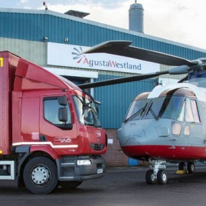 Norbert Dentressangle secures contract renewal with AgustaWestland