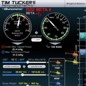 Tim Tucker teams with Gyronimo for new R22 R44 R66 iPad apps